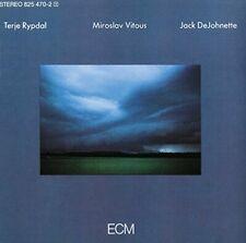 Terje Rypdal/Miroslav Vitous/Jack DeJohnette - Rypdal / Vitous / DeJohnette [CD]