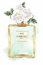 Coco Chanel poster print A4 size