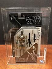 Star Wars Black Series 6? Archive IG-88 CAS 90 Equal to AFA EM5603