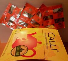 Sunrider CALLI Regular Concentrated Herbal Tea, GMO Free,  4 Bags, NEW Sealed
