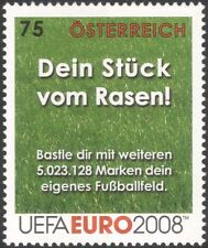 Autriche 2008 euro 2008 FOOTBALL CHAMPIONNAT/Turf/ART/PEINTURE 1 V (at1171)