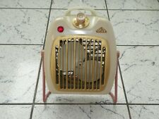 """Vintage Rare 50s. Room Stove/ Electric Fan Heater """"ISMET"""" Germany - TESTED! OK!"""