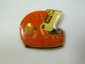 A.J. Foyt Driver Helmet Collector Lapel Pin A.J. Foyt Enterprises