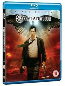 Constantine [Blu-ray] [2005] [Region Free] [DVD][Region 2]