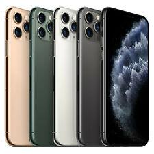 Apple iPhone 11 Pro Max 64GB 256GB 512GB Verizon GSM Desbloqueado-Mobile T AT&T LTE