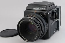 2810#GC Bronica SQ-Ai Film Camera with 80mm lens Near Mint