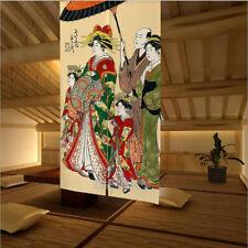 Noren Japanese Doorway Hanging Curtains Living Room Decor Door Divider Tapestry