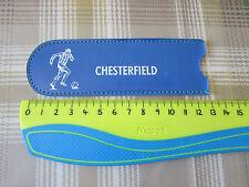 Original 1970's CHESTERFIELD Football Club Comb Case