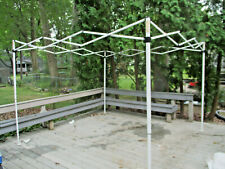Ez Pop Up 10 X 10  Canopy Tent Frame  used