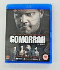 Gomorrah: The Complete Season Four [Blu-ray] [Region B/2]