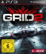 Playstation 3 RACE DRIVER GRID 2 DEUTSCH Sehr guter Zustand