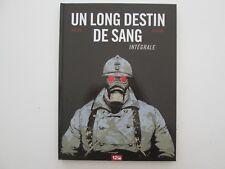 UN LONG DESTIN DE SANG INTEGRALE EO2012 TTBE EDITION ORIGINALE DD1