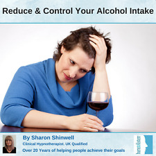 Stop Binge Drinking Hypnosis CD Be in control of your alcohol Intake @HALF PRICE