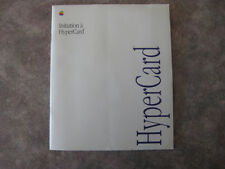 Apple HyperCard Initiation in French - Ref: F030-3498-A - XF - Mac Collectible