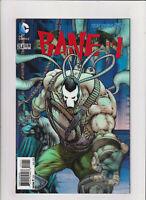 Batman #23.4 NM- 9.2 DC Lenticular Cover Villain's Month Bane 2013