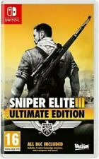 Sniper Elite 3 Ultimate Edition Nintendo Switch - New and Sealed