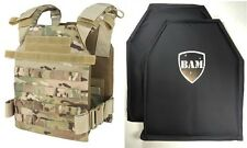 Level IIIA 3A | Body Armor Inserts | Bullet Proof Vest | Condor Sentry Vest -MCM