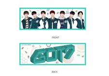 GOT7 I GOT7 4TH FAN MEETING 아가새 연구론 OFFICIAL GOODS PHOTO SLOGAN NEW