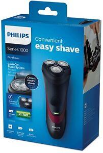 Geniune Philips Series 1000 S1320 Wet & Dry Electric Mens Shaver