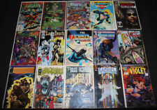 Random Modern Comicc Lot W/ Marvel + Image Comics Mostly Indy (Vf-Nm) 105Pc