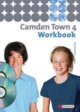 Camden Town 4. Workbook 4 mit Multimedia-Sprachtrainer und CD. Gymnasium...