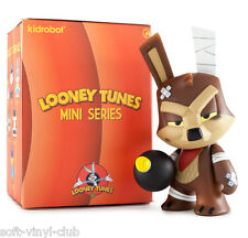 "Kidrobot x Warner Bros LOONEY TUNES 3"" MINI SERIES - one random blindbox"