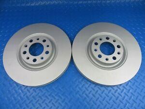 Alfa Romeo Giulia front brake rotors TopEuro #9122