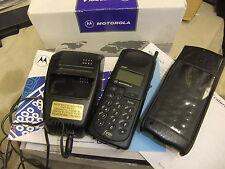 TELEFONO CELLULARE MOTOROLA 6200 1995-2000 STAPLE poco utilizzato