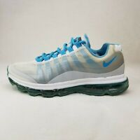 Nike Air Max 95+ BB Wolf Grey/Old Royal 511307-041 Men's Size 8.5 Running Shoes