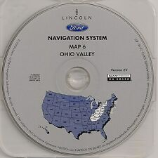 03 04 05 06 Expedition Escape Hybrid Navigation Map #6 Cover Ohio Valley Region