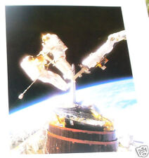 Astronauts Performing Repairs - Giant Post Card - SEE!