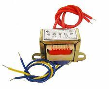 20W EI Ferrite Core Input 380V Electric Power Monophase Transformer Output 220V