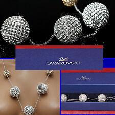 $480 SWAROVSKI Ladies PIN-UP CRYSTAL NECKLACE w/ Certificate