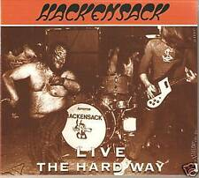 hackensack - live the hard way (UK 1973 )  CD  digipak