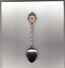 School-Mount Waverley North Primary School-Vic-[1980s Spoon]-Souvenir Spoon