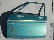 EMPTY LEFT HAND FRONT DRIVER DOOR SHELL 1980 80 NISSAN DATSUN 210 310 BLUEBIRD