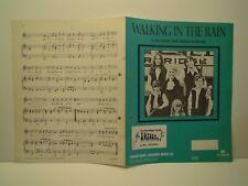 Walking In The Rain - The Partridge Family - 1973 sheet music