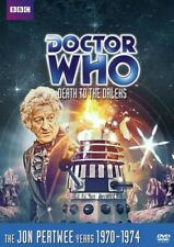 Doctor Who - Death To The Daleks New Dvd
