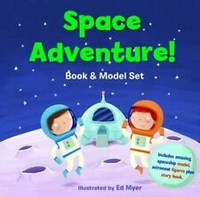 Space Adventure Book Model Set Myer The Five Mile Press Pty Kit 9781760064174