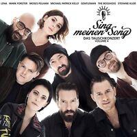 SING MEINEN SONG-DAS TAUSCHKONZERT VOL.4   CD NEU