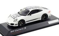 1:43 SPARK 2016 PORSCHE 911 991 II Carrera Endurance Edition white DEALER PROMO