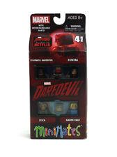 Marvel Minimates Daredevil Netflix Series 2 Box Set Elektra Stick Karen Page New