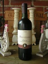 vin wein wine Chianti Poliziano 1996.22 Ans Anni.