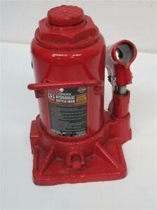 Torin T91203B, Big Red 12 Ton Hydraulic Bottle Jack-- Missing Handle