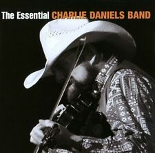 The Essential Charlie Daniels Band by Charlie Daniels (CD, Oct-2010, 2 Discs, Epic)