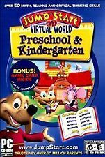 Jumpstart 3D Preschool & Kindergarten, 876930006791, Pc, Windows XP, Windows Vis