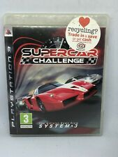 Supercar Challenge (PS3) - Game  SGVG The Cheap Fast Free Post