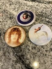 ROGER DALTREY THE WHO PIN BADGE BUTTONS