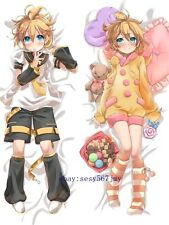 Game Dakimakura  Body pillow case Kagamine Rin/Len