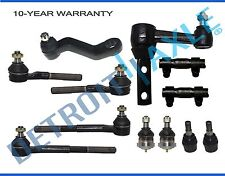 12pc Tie Rod Pitman Idler Arms Ball Joints Kit for Dodge Ram 2500 3500 - 2Wd